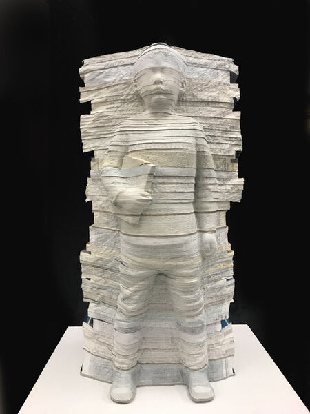 Li Hongbo 李洪波, 'Absorption - Monument', 2017