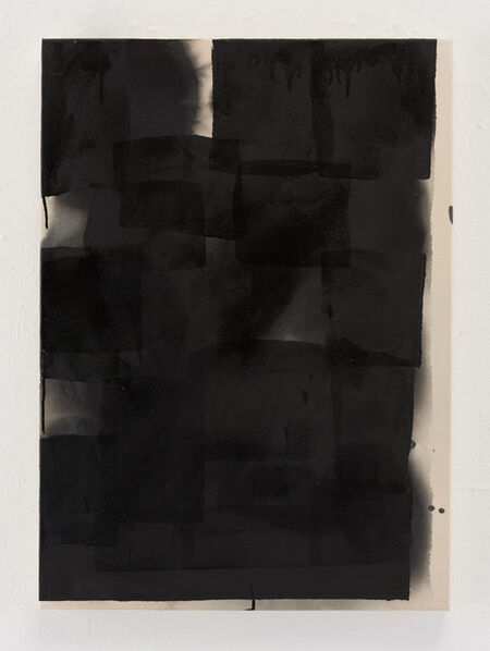 Ian McKeever, 'Hour Painting No. 9', 2019