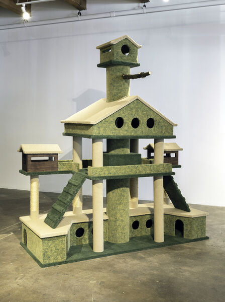 Adrian Wong, 'The House that Snoopy Built', 2019