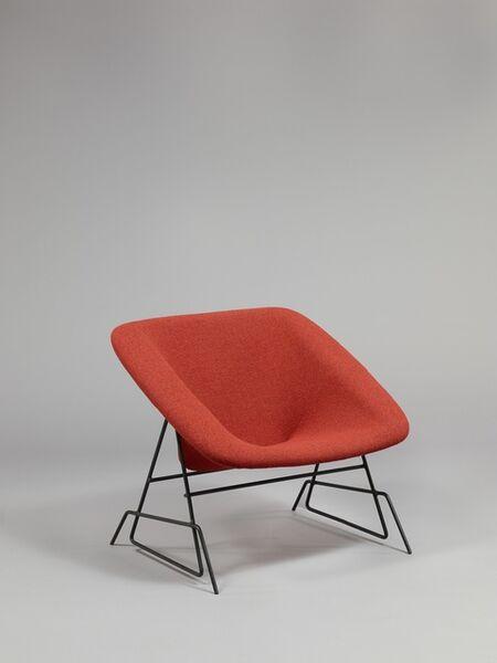 Atelier des Recherches Plastiques (A.R.P), 'Armchair A7 - Corb', 1954