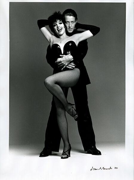 Francesco Scavullo, 'Liza Minelli and Halston', 1980