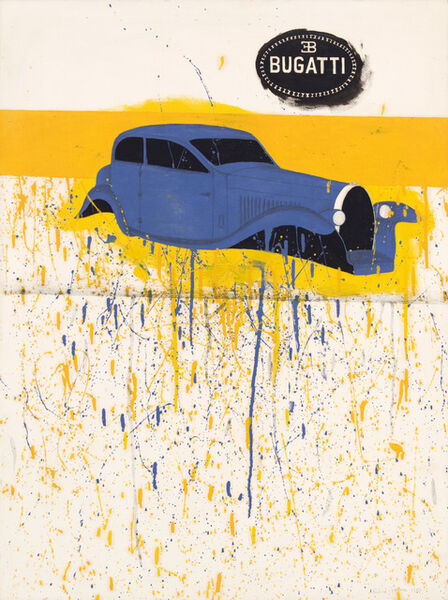 Richard Pettibone, 'Bugatti', 1963