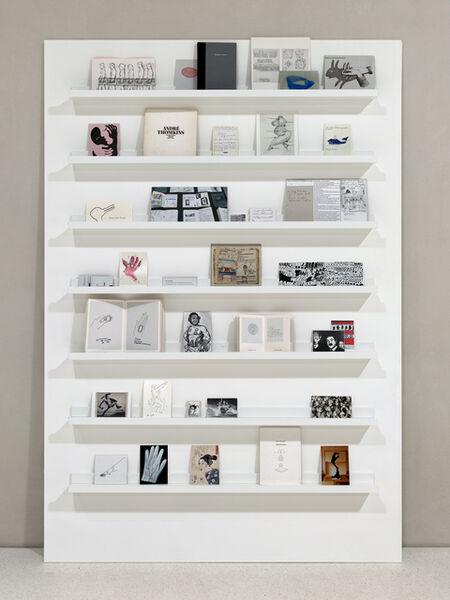 Monika Bartholomé, 'Museum for Drawing installation', 2015