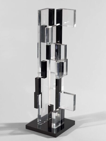 Peter Lowe, 'Construction Based on Seven', 1968