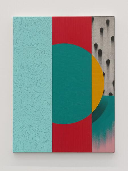 Alex Olson (b.1978), 'Flag', 2019