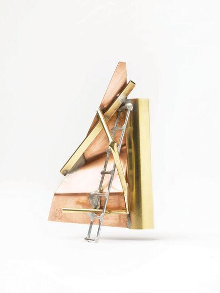 Jeff Lowe, 'Triangulum', 2016