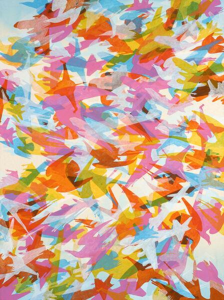 Kara Maria, 'Zigzag', 2005