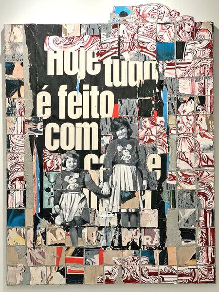 Manuela Pimentel, 'INQUIETAÇÃO', 2020