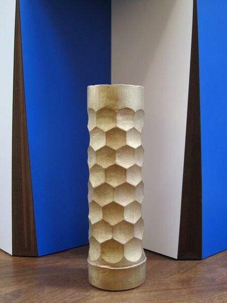 Martino Gamper, 'Baem-bu Vase - Bronze', 2017