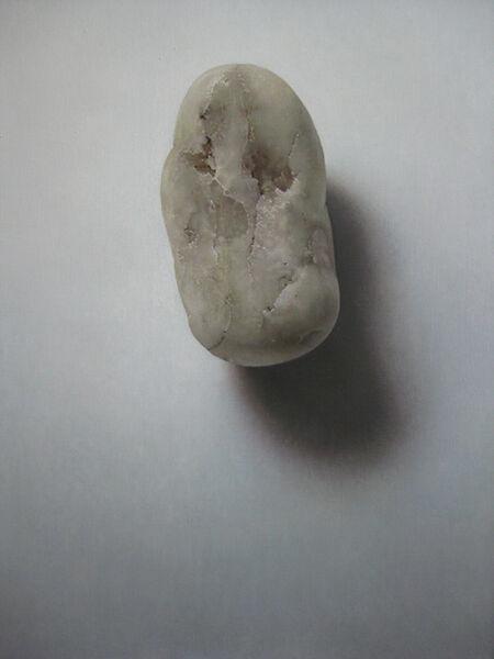 Zhu Yu 朱昱, 'Pebble No.3', 2009