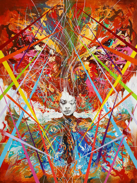 Danny O'Connor, 'The Mind Grows When You Sing From The Soul', 2018