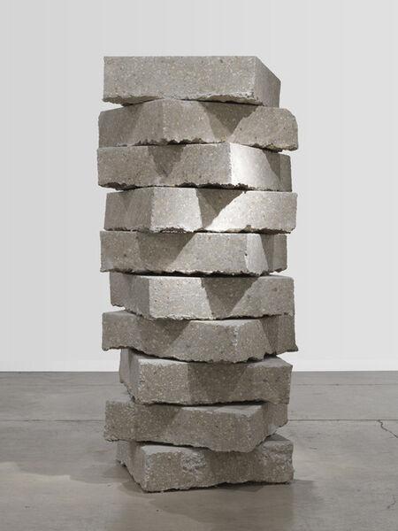 Ruben Ochoa, 'A bit of detritus', 2011