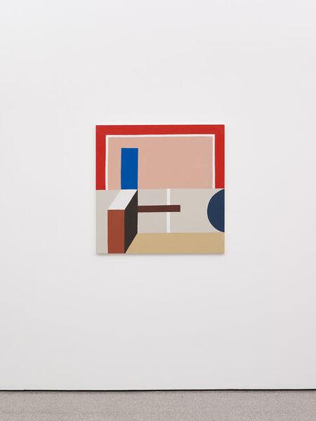 Nathalie Du Pasquier, 'Luna', 2017