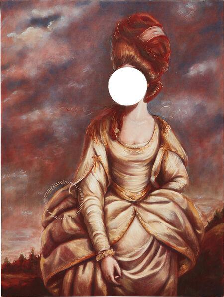 Titus Kaphar, 'Nah! Momma, She Ain't White, She Just Real Light Skinnedded', 2006