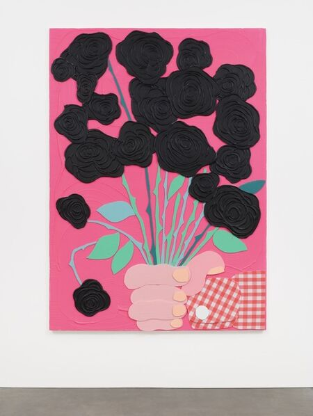 José Lerma, 'Turkish Roses (Pink)', 2016
