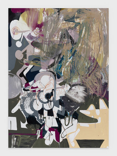 Michael Williams, 'Formica Painting 1', 2020