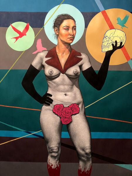Aneka Ingold, 'Formidable', 2019