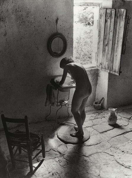 Willy Ronis, 'Le Nu Provencal, Gordes', 1949 / 1980