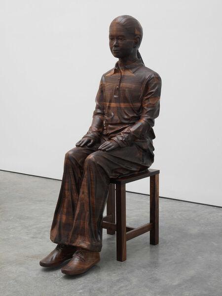 Will Ryman, 'Classroom (Wood)', 2015