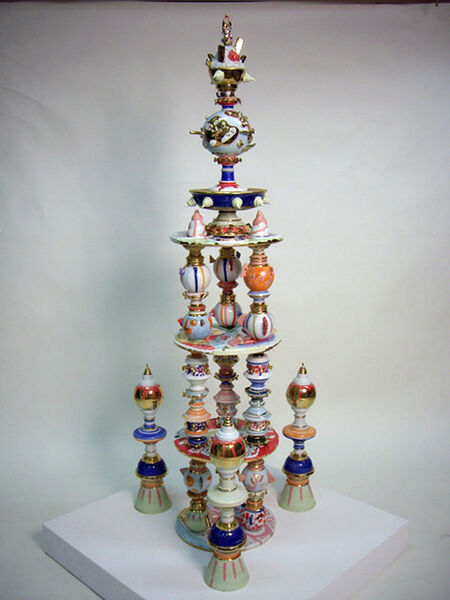 Natsumi Nagao, 'Love Missile', 2008