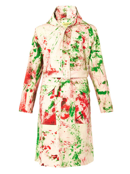 Sterling Ruby, 'Untitled (Raf Simons/Sterling Ruby Parka)', 2014