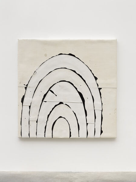 Theaster Gates, 'White Painting #1', 2019