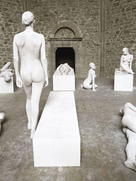 Vanessa Beecroft, 'Vb62.028.nt Santa Maria dello Spasimo, Palermo, Italy', 2008