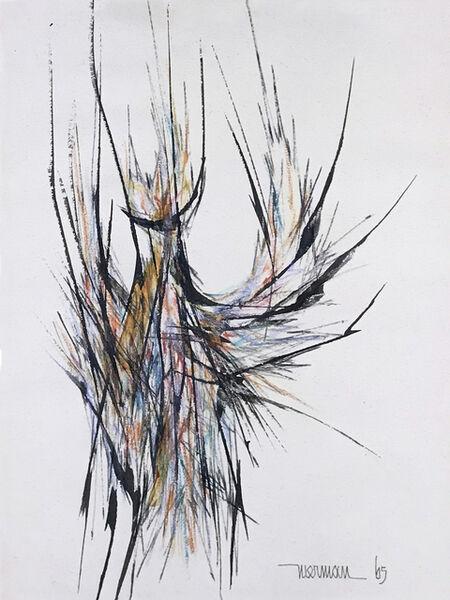 Leonardo Nierman, 'UNKNOWN TITLE', 1965