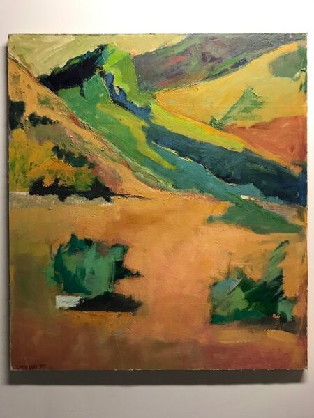 Lee Lippman, 'San Pablo #5', 1997