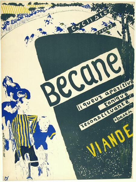 Édouard Vuillard, 'Bécane', 1894