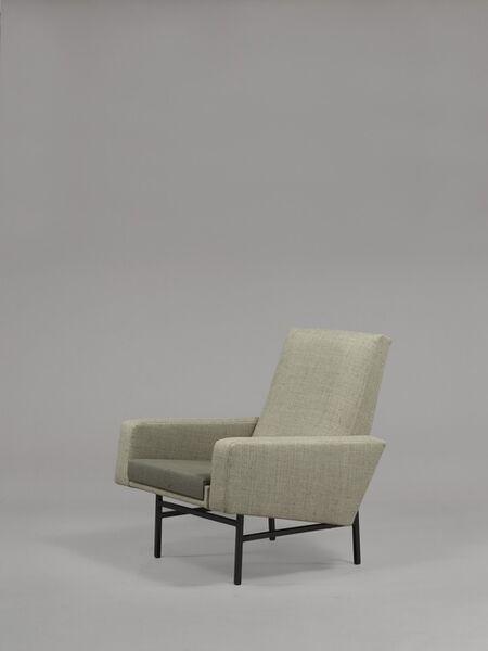 Atelier des Recherches Plastiques (A.R.P), 'Pair of armchairs 645', 1955