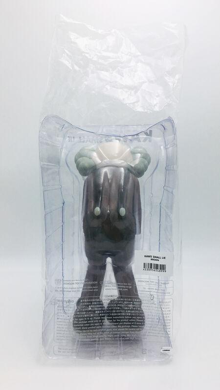 KAWS, 'Small Lie (set of 3)', 2017, Sculpture, Painted cast vinyl, Lougher Contemporary Gallery Auction