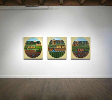 Emmett Kerrigan: Ascend, installation view
