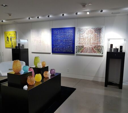 Summer Collection, installation view