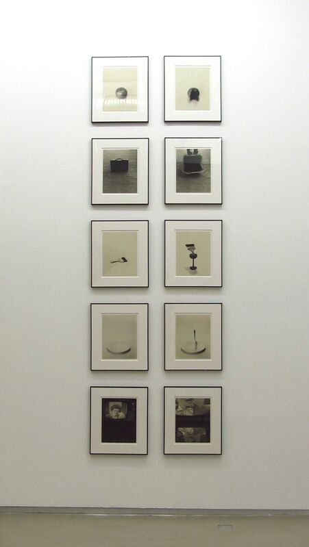 Luis Camnitzer, 'Questions and Answers', 1981, Photography, Silver Gelatin Photograph, Laminated, Parra & Romero