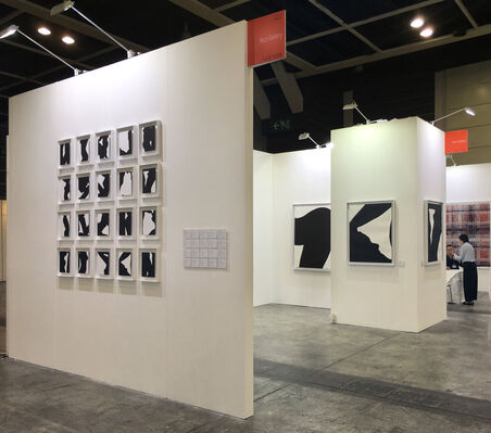 Arco Gallery at Fine Art Asia 2019, installation view
