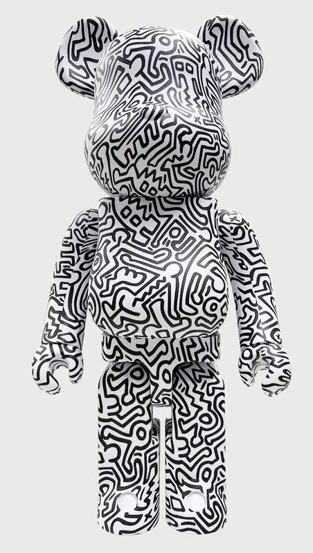 Keith Haring, 'Keith Haring Bearbrick 1000% (Haring BE@RBRICK)', 2019, Ephemera or Merchandise, Vinyl figure, Lot 180