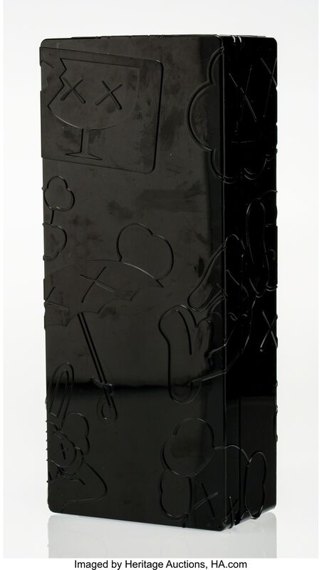 KAWS, 'Bendy (Grey)', Other, Heritage Auctions