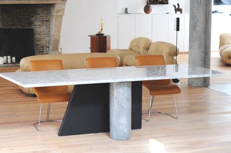 Lella Vignelli, '1983 Ambiguita dining table by Lella & Massimo Vignelli.', 1983