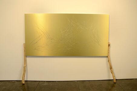 Yang Xinguang 杨心广, 'Golden No.7', 2013