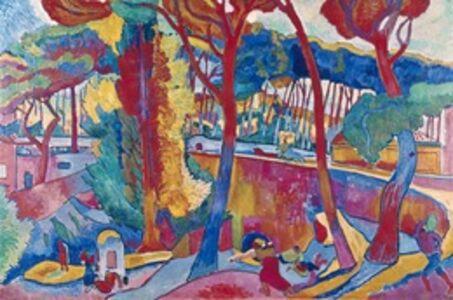 André Derain, 'L'Estaque', 1905