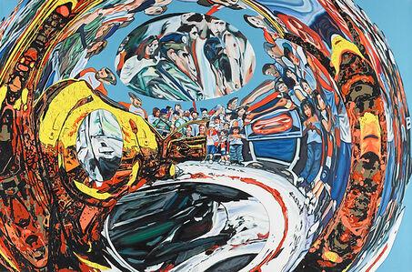 Jin Meyerson, 'Perpetual Tourist', 2005