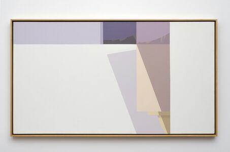 Helen Lundeberg, 'Studio Interior', 1980