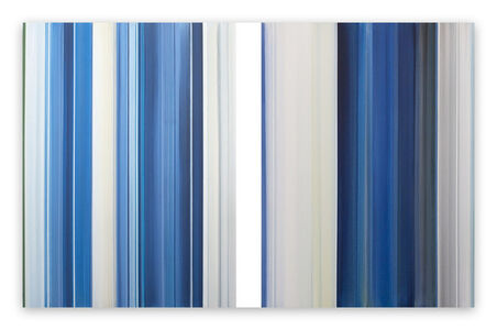 Matthew Langley, 'Sirens (Abstract painting)', 2018