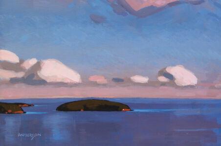 Clayton Anderson, 'Popham Island'