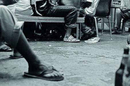 Sabelo Mlangeni, ' Izimbadada', 2008