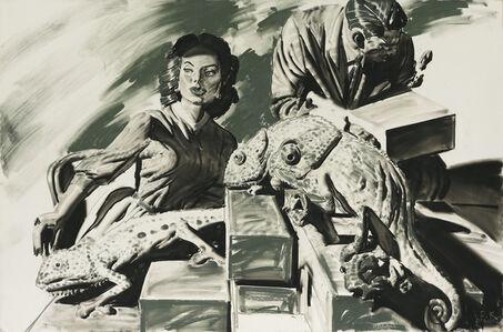 Sam Kaprielov, 'Transportation', 2014