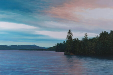 Tom Yost, 'Lake George', 2014
