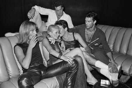 Bill Bernstein, 'Studio 54 Couch', 1979
