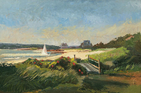 Nelson White, 'Waterford Beach', 2014